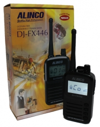ALINCO DJ-A446  NEW